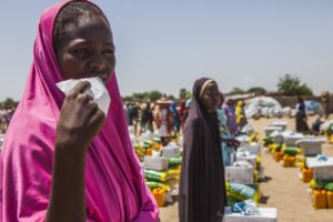 Famine and Conflict in Africa